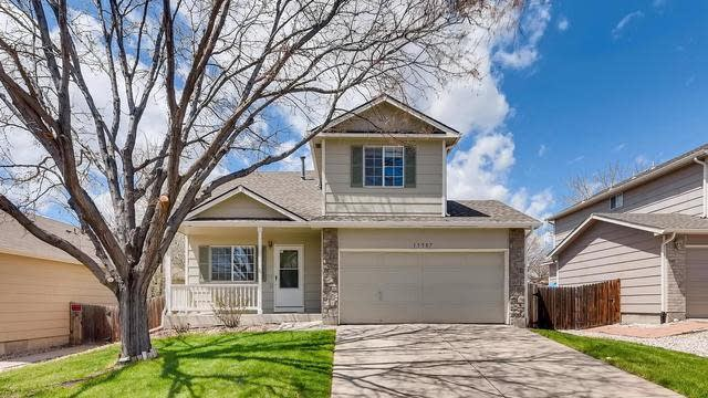 Photo 1 of 11 - 13587 Bellaire St, Thornton, CO 80241