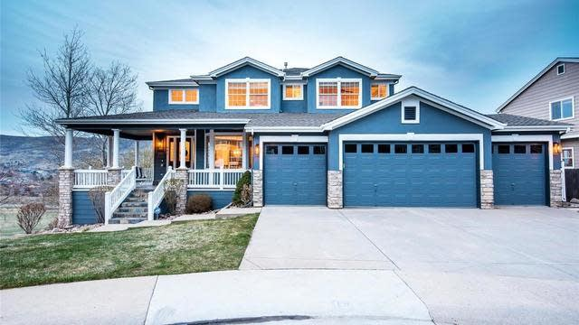 Photo 1 of 40 - 491 Mesa View Way, Golden, CO 80403