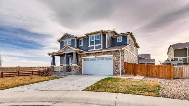 Photo 1 of 40 - 1518 Red Clover Ct, Brighton, CO 80601