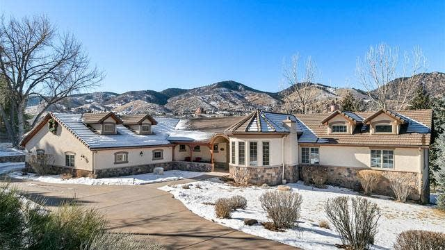 Photo 1 of 26 - 6043 Willowbrook Dr, Morrison, CO 80465