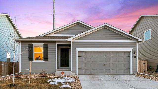 Photo 1 of 22 - 330 Mesa Ave, Lochbuie, CO 80603