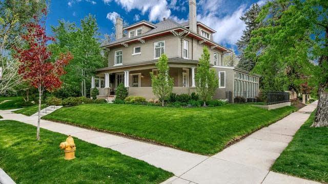 Photo 1 of 40 - 300 N Marion St, Denver, CO 80218