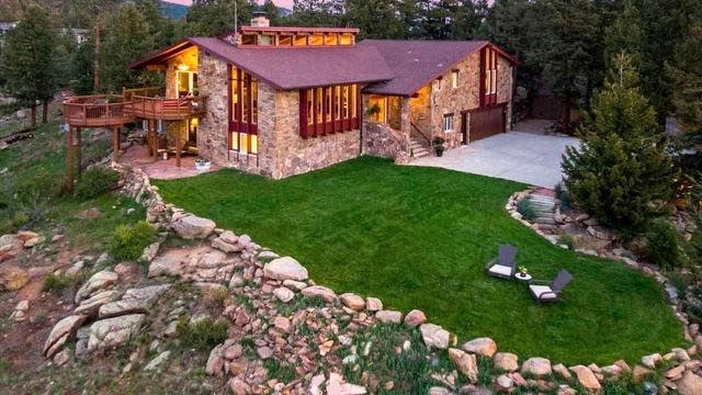 Photo 1 of 36 - 6095 Meadow Dr, Morrison, CO 80465
