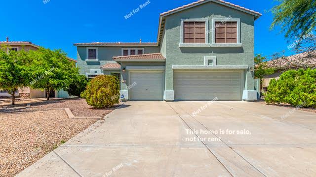 Photo 1 of 37 - 7536 W Karen Lee Ln, Peoria, AZ 85382